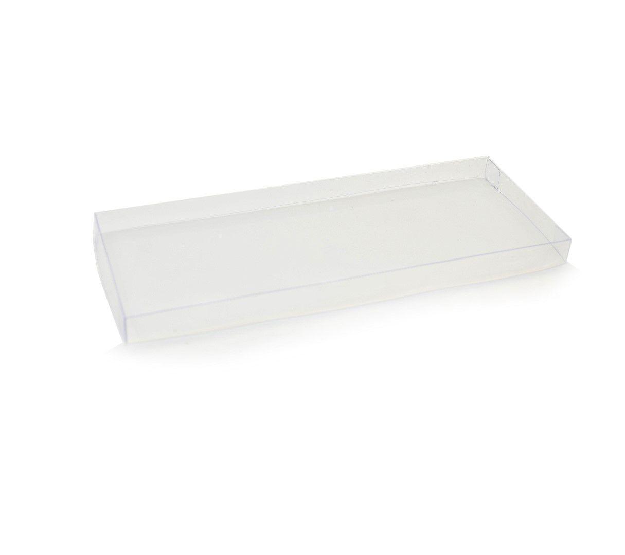 T032 - Tampa - 24x9x1,5 cm - Transparente