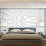 Adesivo de Parede Foto Mural Tunel 3D F250