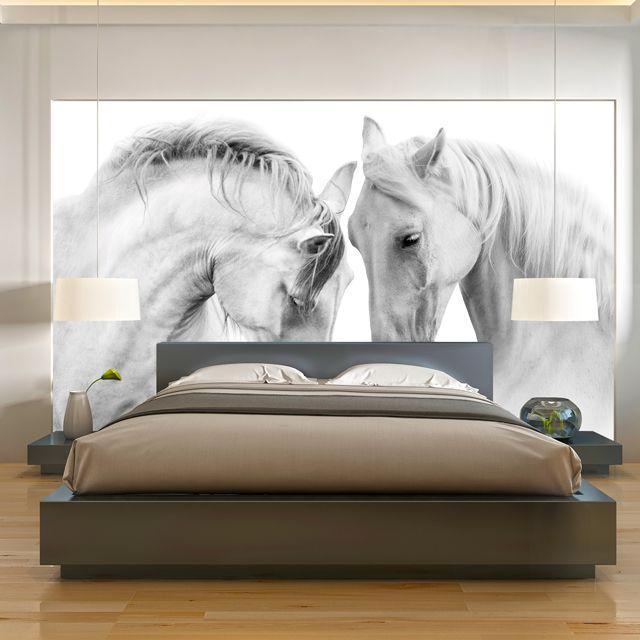 Adesivo de Parede Foto Mural Cavalo F005