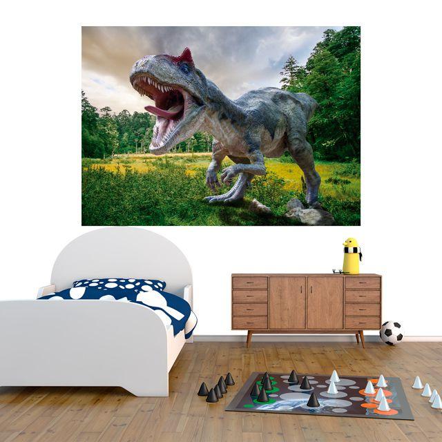 Adesivo de Parede Foto Mural Dinossauro F201