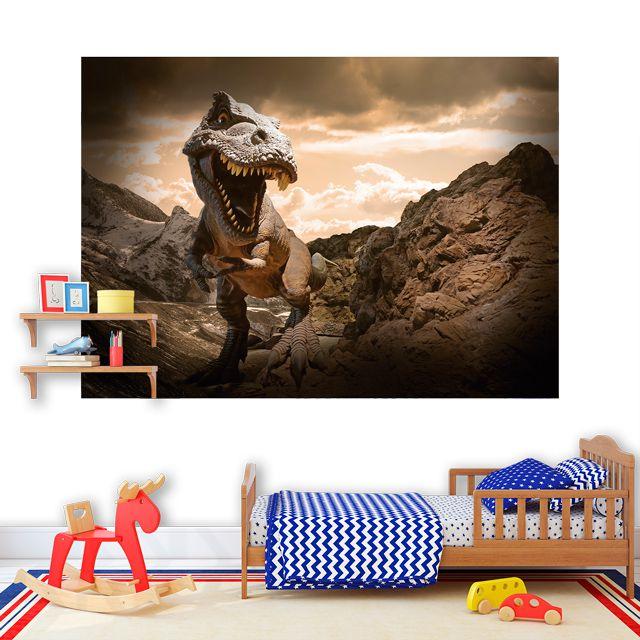 Adesivo de Parede Foto Mural Dinossauro F205