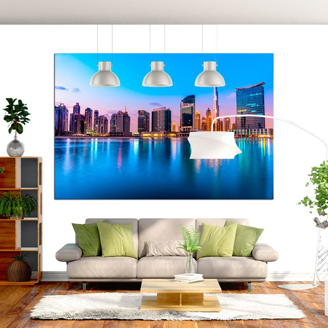 Adesivo de Parede Foto Mural Dubai F025
