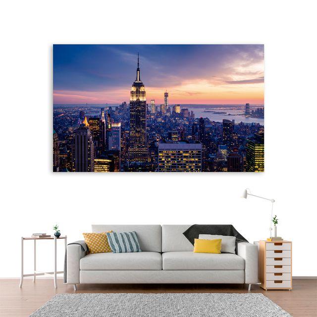 Adesivo de Parede 3D New York Painel Fotográfico F015