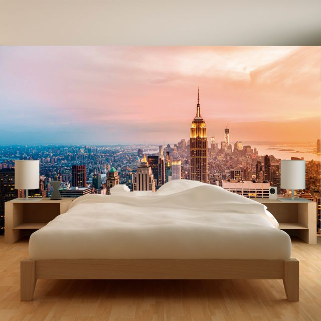 Adesivo de Parede Foto Mural New York F017