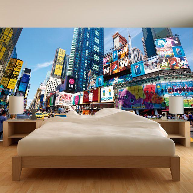 Adesivo de Parede Foto Mural New York F018