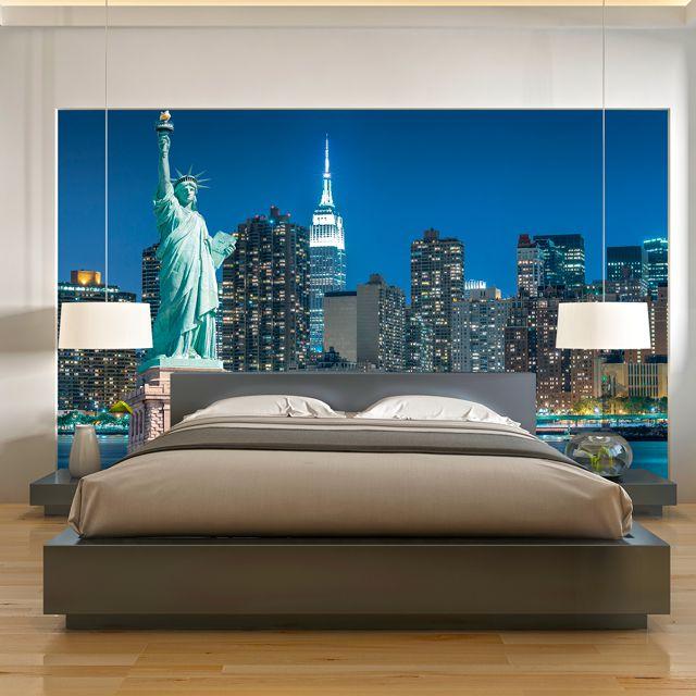 Adesivo de Parede Foto Mural New York F028