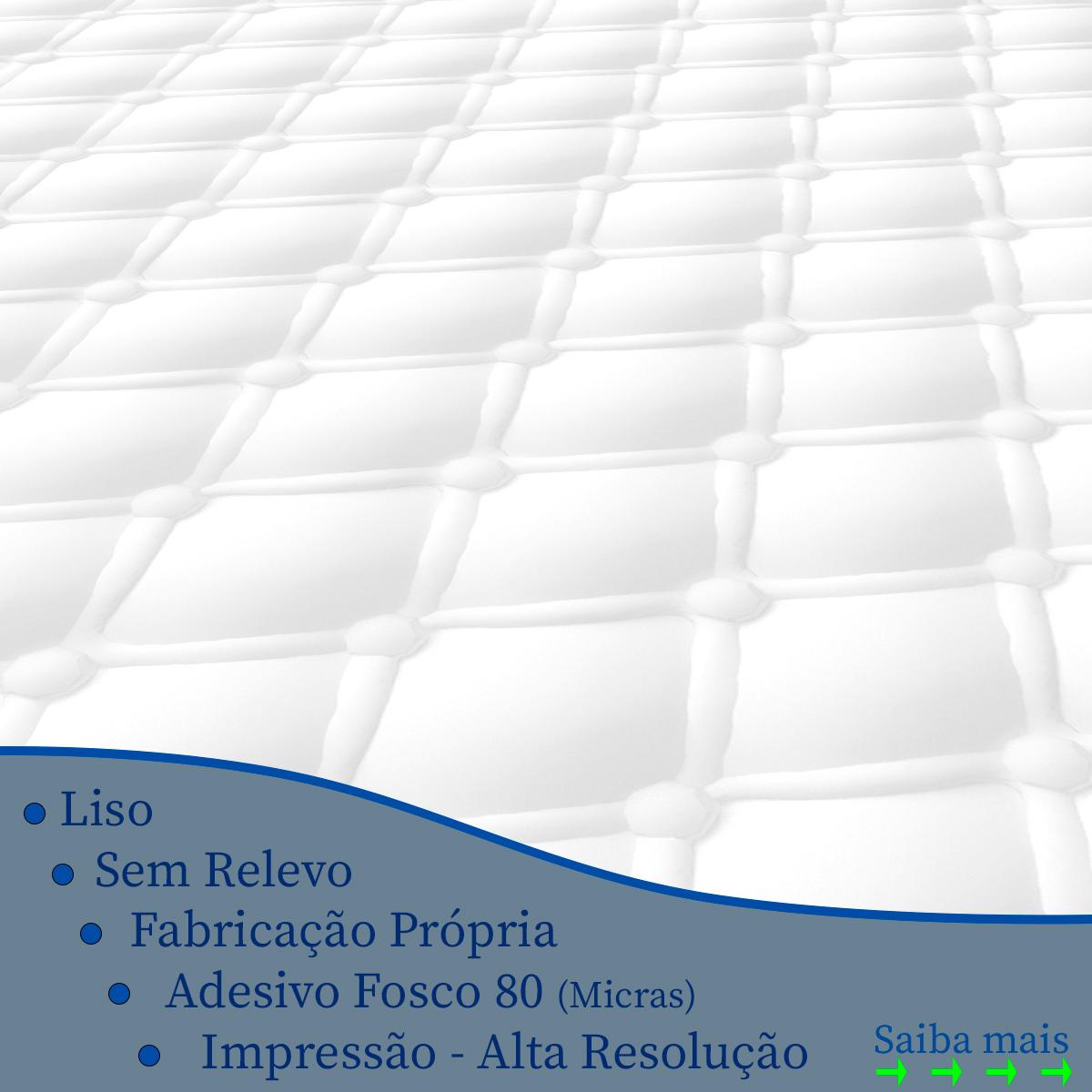 Papel de Parede 3D Aspecto Estofado Adesivo