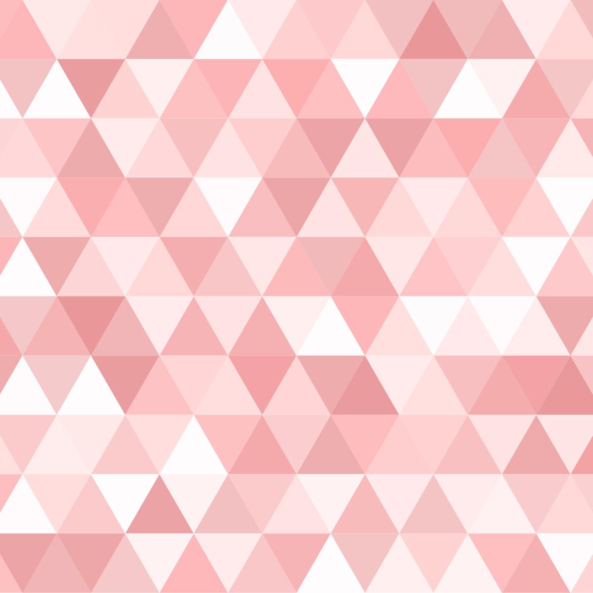 Papel de Parede Abstrato Geométrico Triângulos Adesivo P108