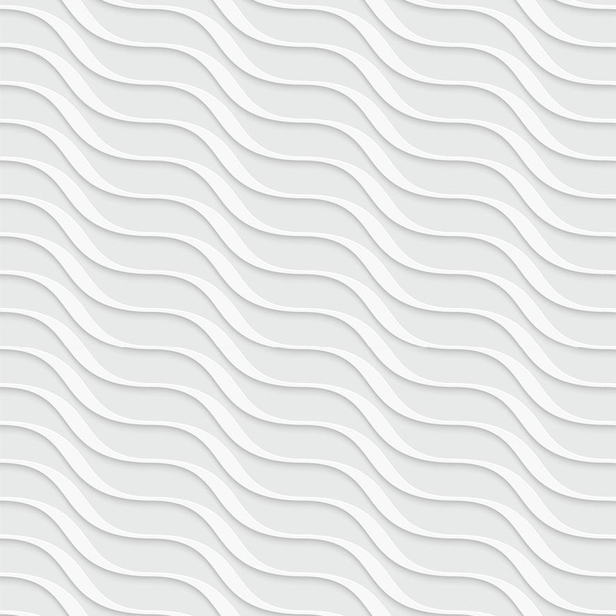 Papel de Parede 3D Ondulado Geométrico Adesivo P819