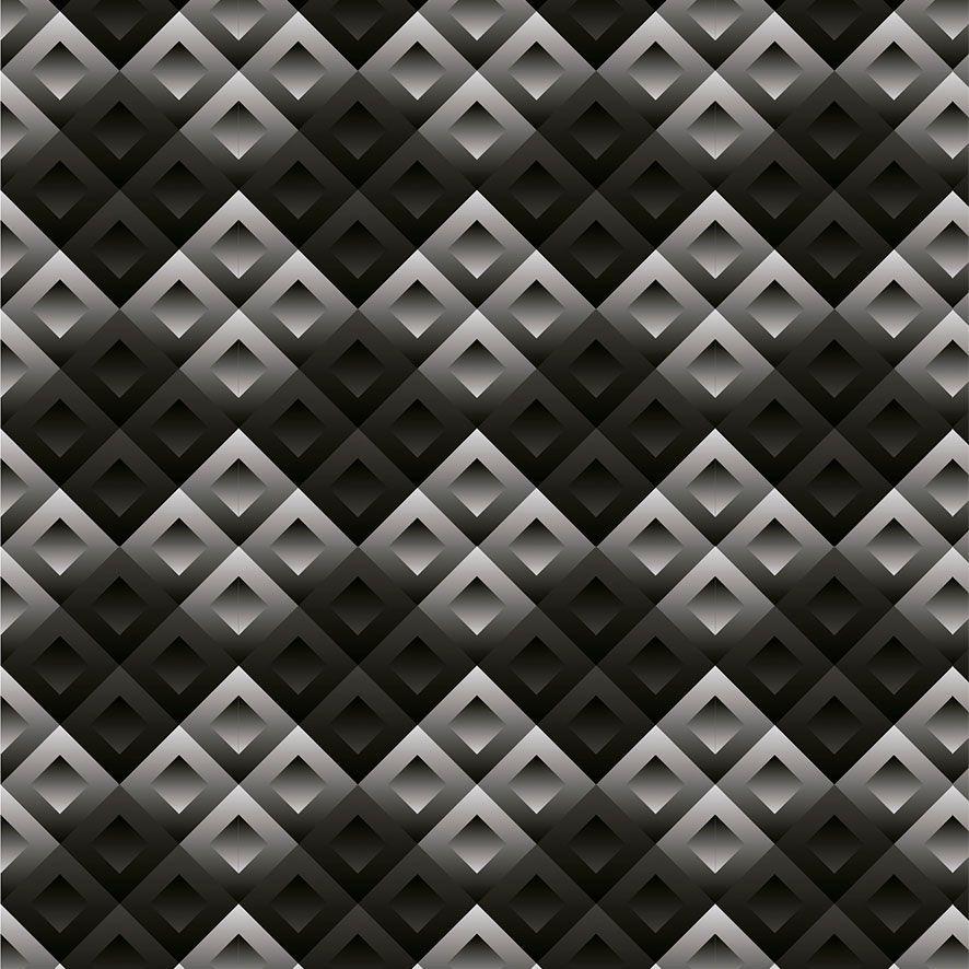 Papel de Parede Azulejo 3D Geométrico Adesivo P753