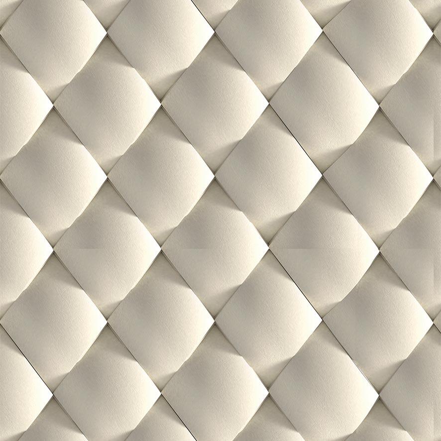 Papel de Parede 3D Textura Bolhas Geométrico Adesivo P667