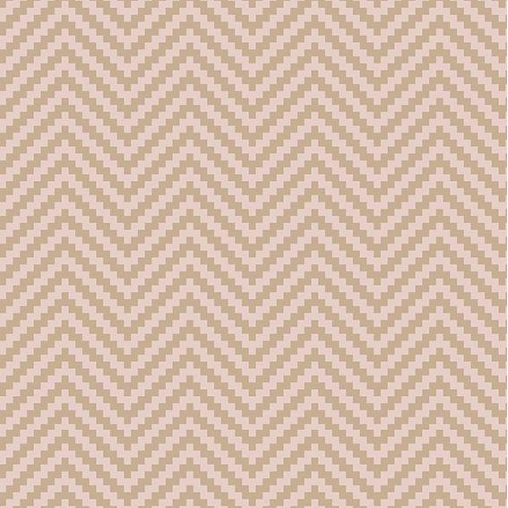 Papel de Parede Chevron Pixel Adesivo P417