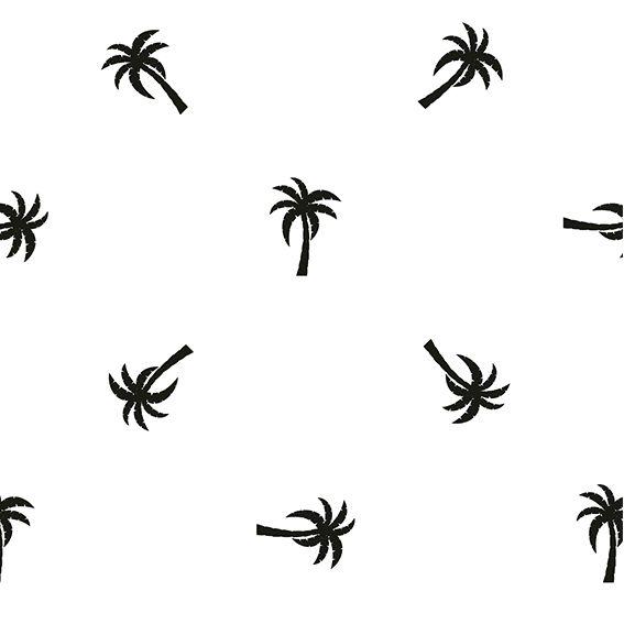 Papel de Parede Coqueiros Tropical Adesivo P355
