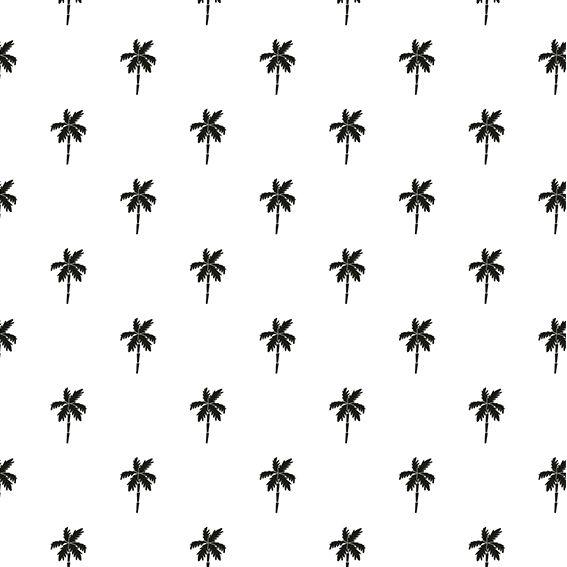 Papel de Parede Coqueiros Tropical Adesivo P394