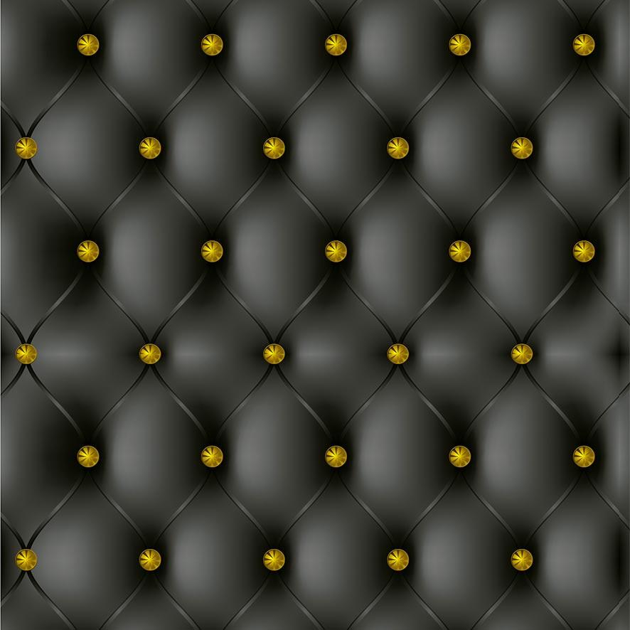Papel de Parede Efeito Almofadado Cabeceira de Cama 3D Adesivo P790