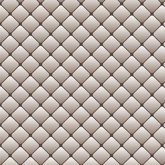Papel de Parede 3D Geométrico Efeito Estofado Adesivo P207