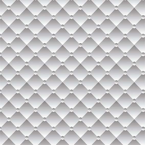 Papel de Parede 3D Aspecto Estofado Geométrico Adesivo P314