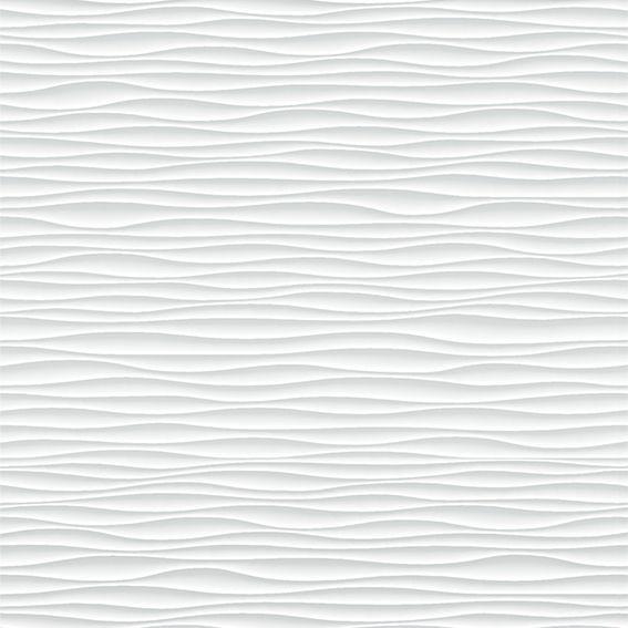 Papel de Parede 3D Geométrico Ondulado Adesivo P237