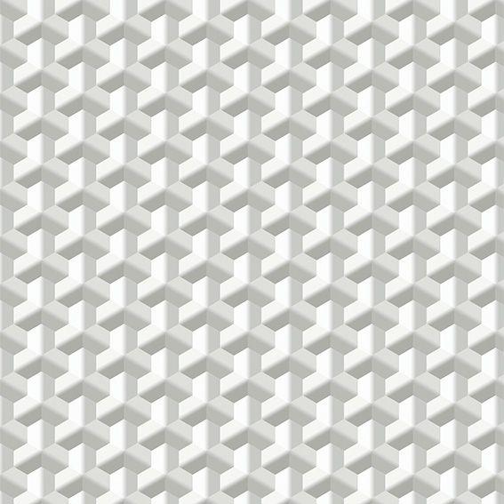 Papel de Parede 3D Geométrico Triângulos Adesivo P454