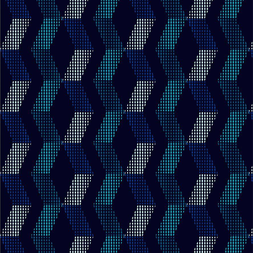 Papel de Parede 3D Geométrico Chevron Vertical Adesivo P715