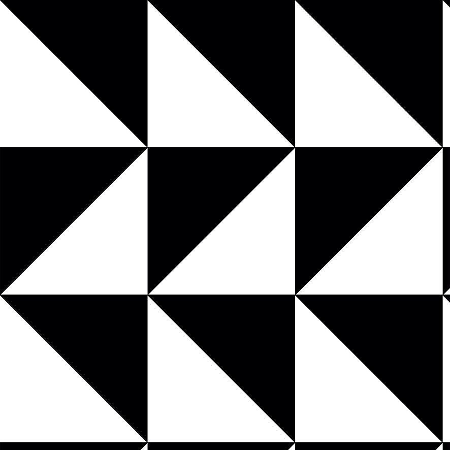 Papel de Parede Geométrico Triângulos Adesivo P678
