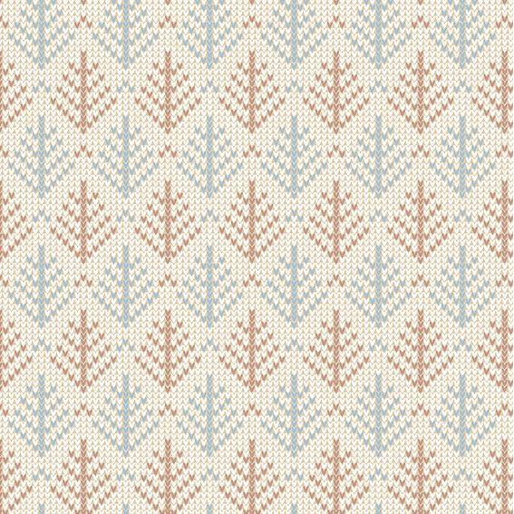 Papel de Parede Pinheiros Aspecto Croche Adesivo P352