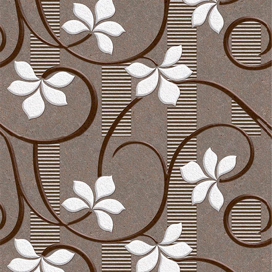 Papel de Parede Adesivo Textura Floral P567