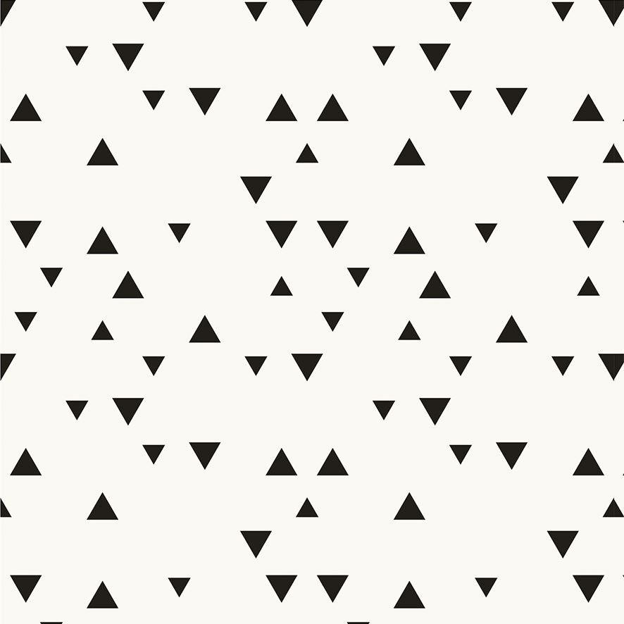 Papel de Parede Triangulos Geométrico Adesivo P690