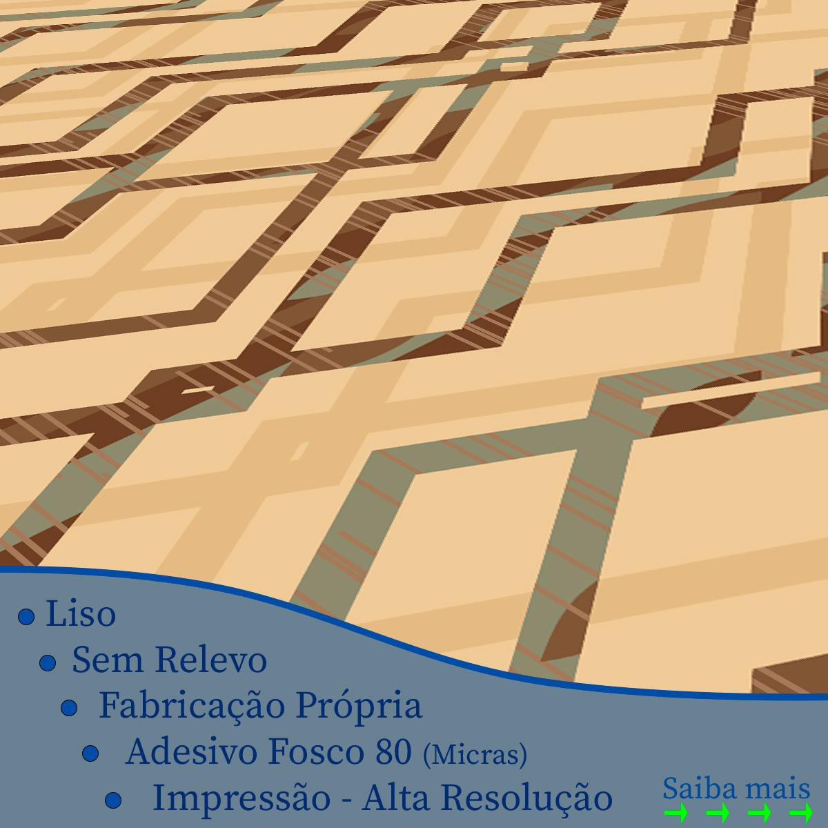 Papel de Parede Geométrico Zig Zag Luxuria Adesivo