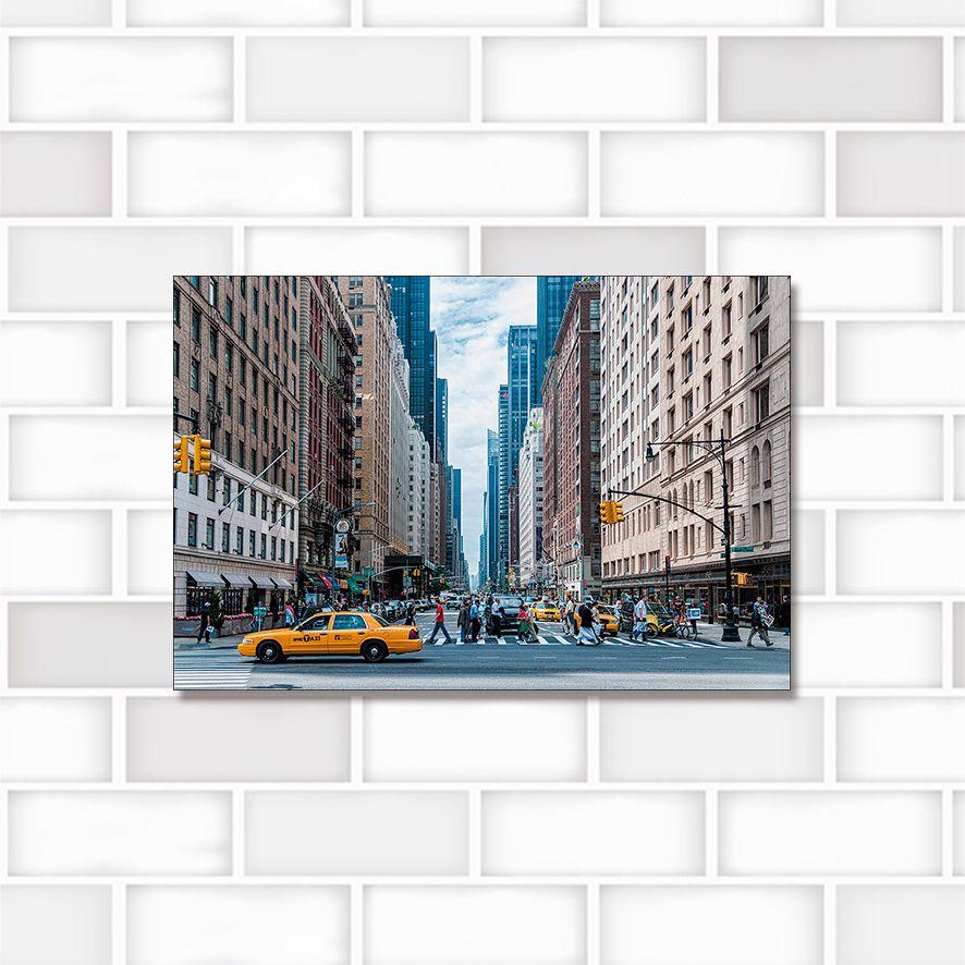 Poster Decorativo Cidade PL301