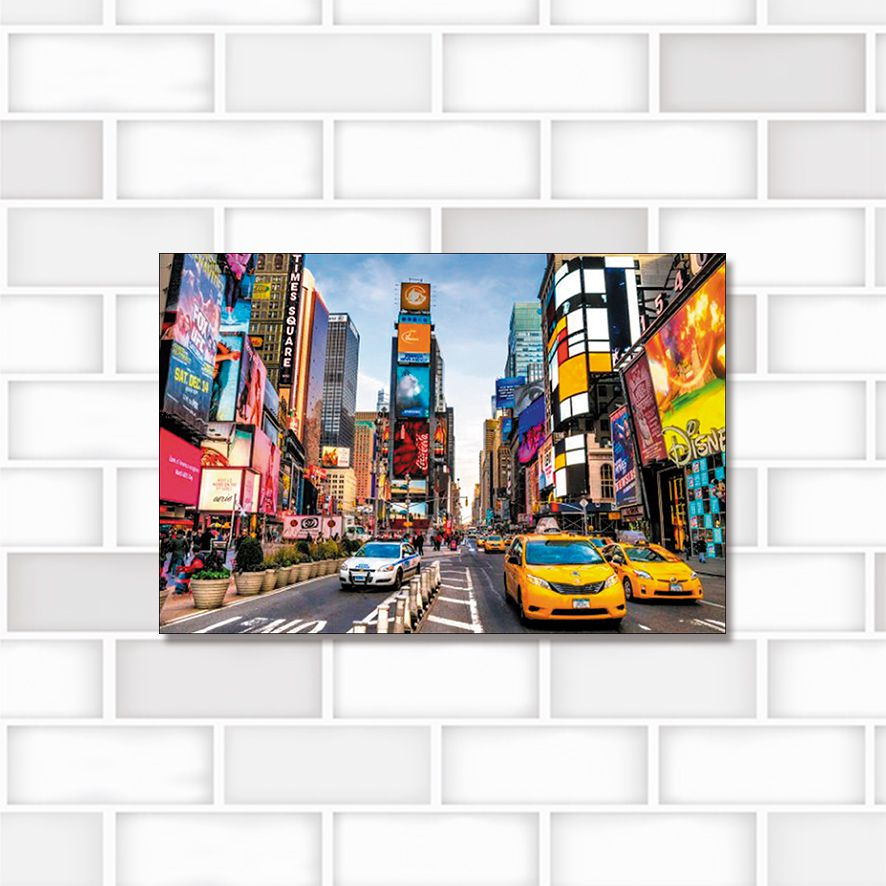 Poster Decorativo Cidade PL302