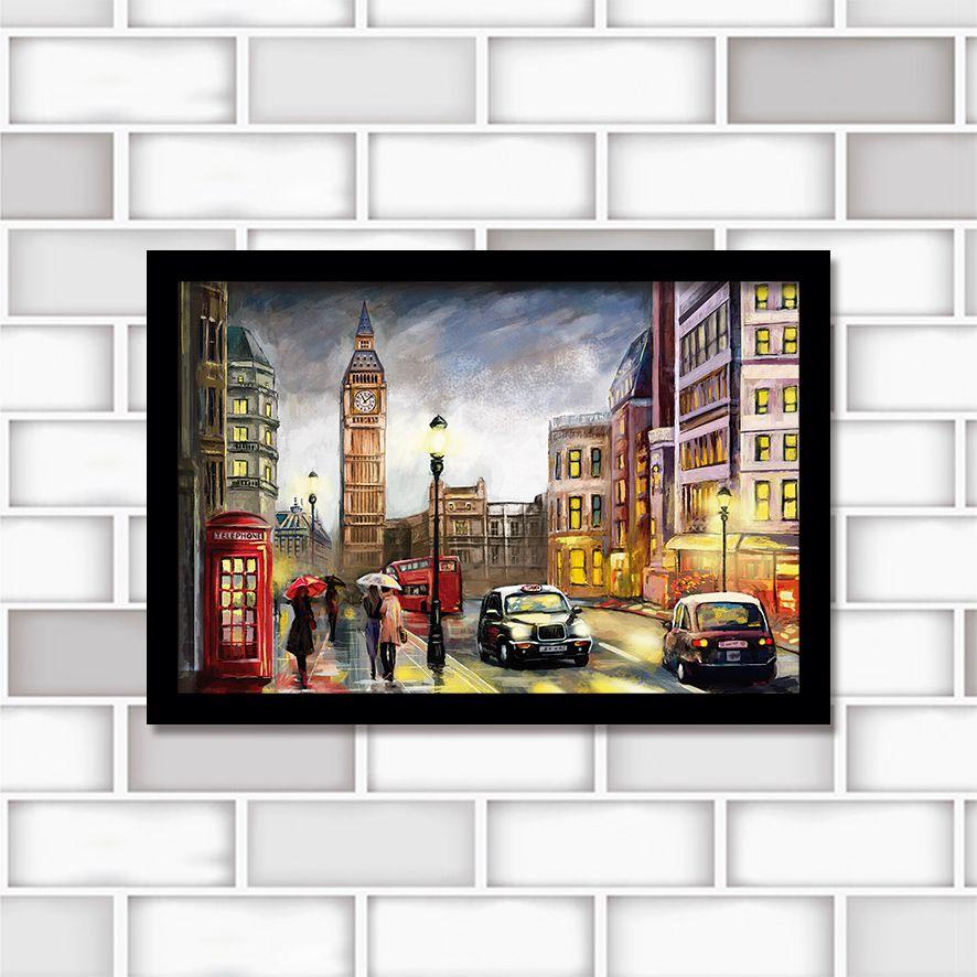 Poster Decorativo City PL431