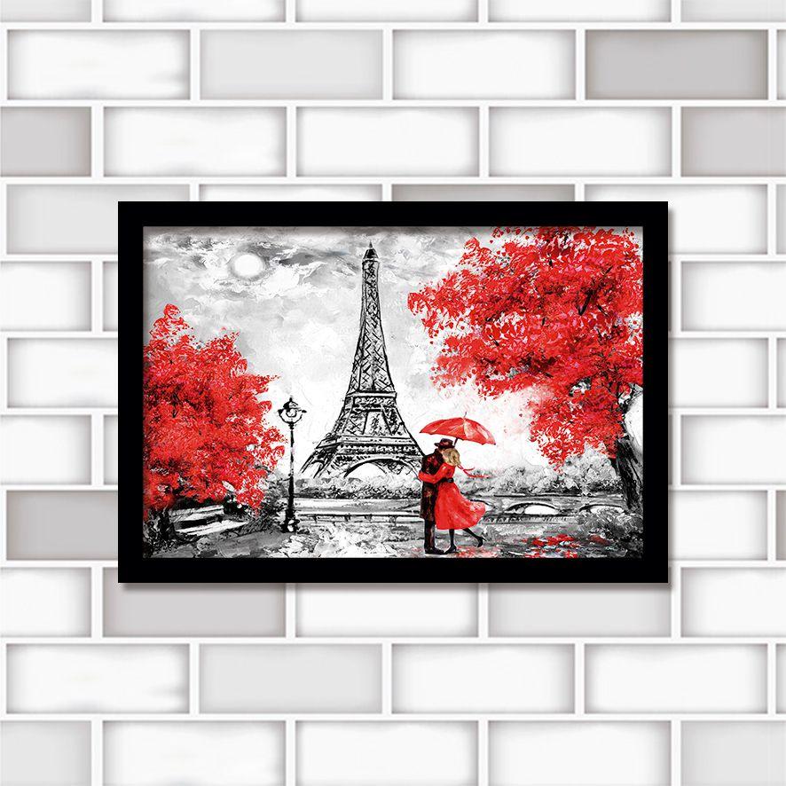 Poster Decorativo Paris PL429
