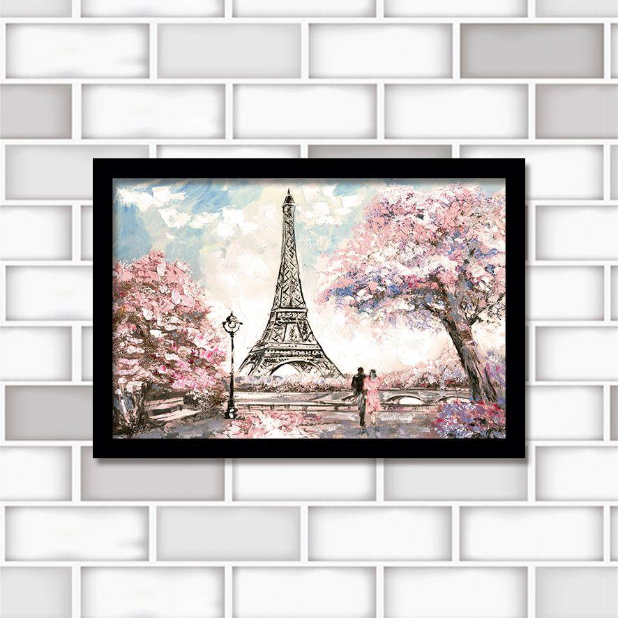 Poster Decorativo Paris PL441