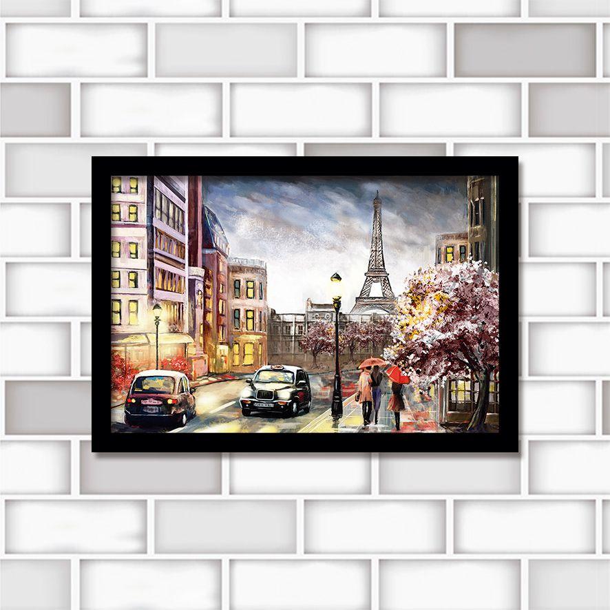 Poster Decorativo Paris PL442