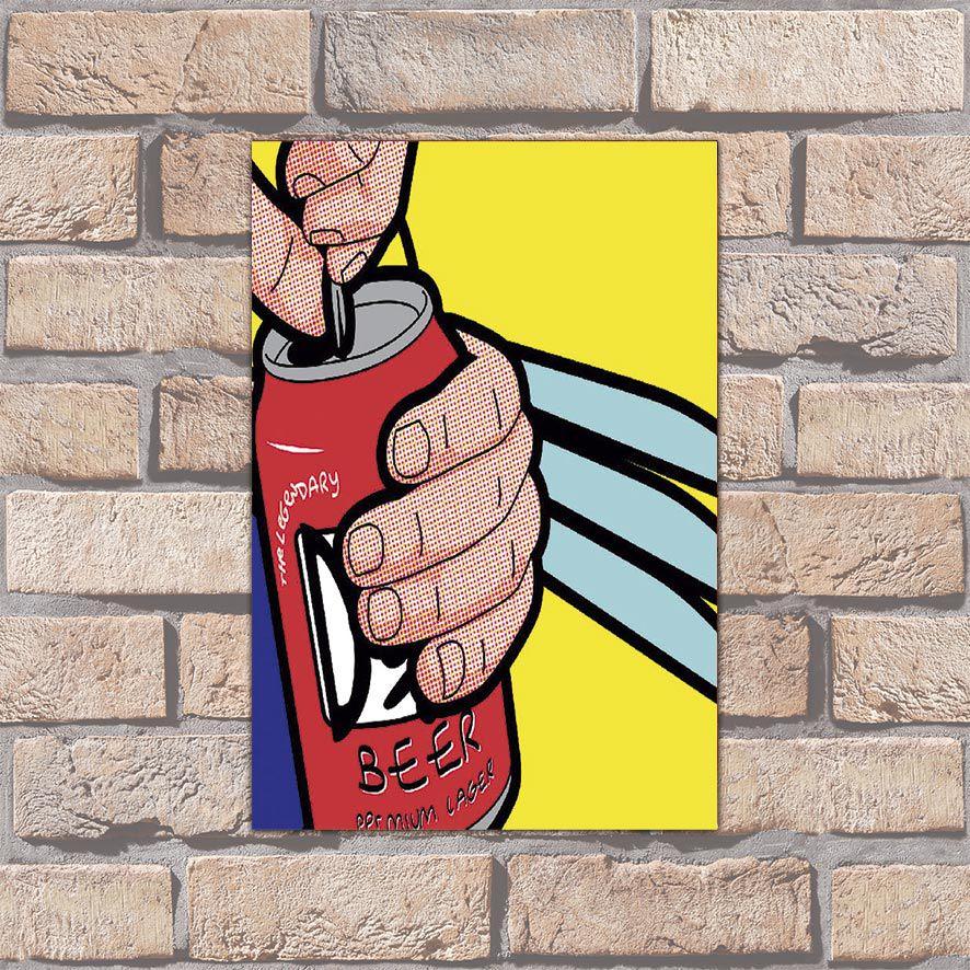 Poster Decorativo Wolverine Duff PL070