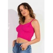 Blusa Dioxes feminina trico verão modal