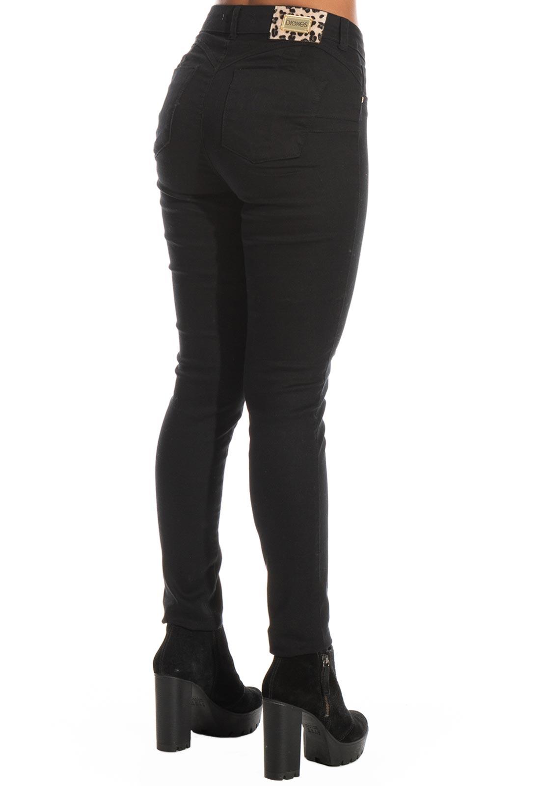 Calça Jeans Feminino Modeladora Cigarrete