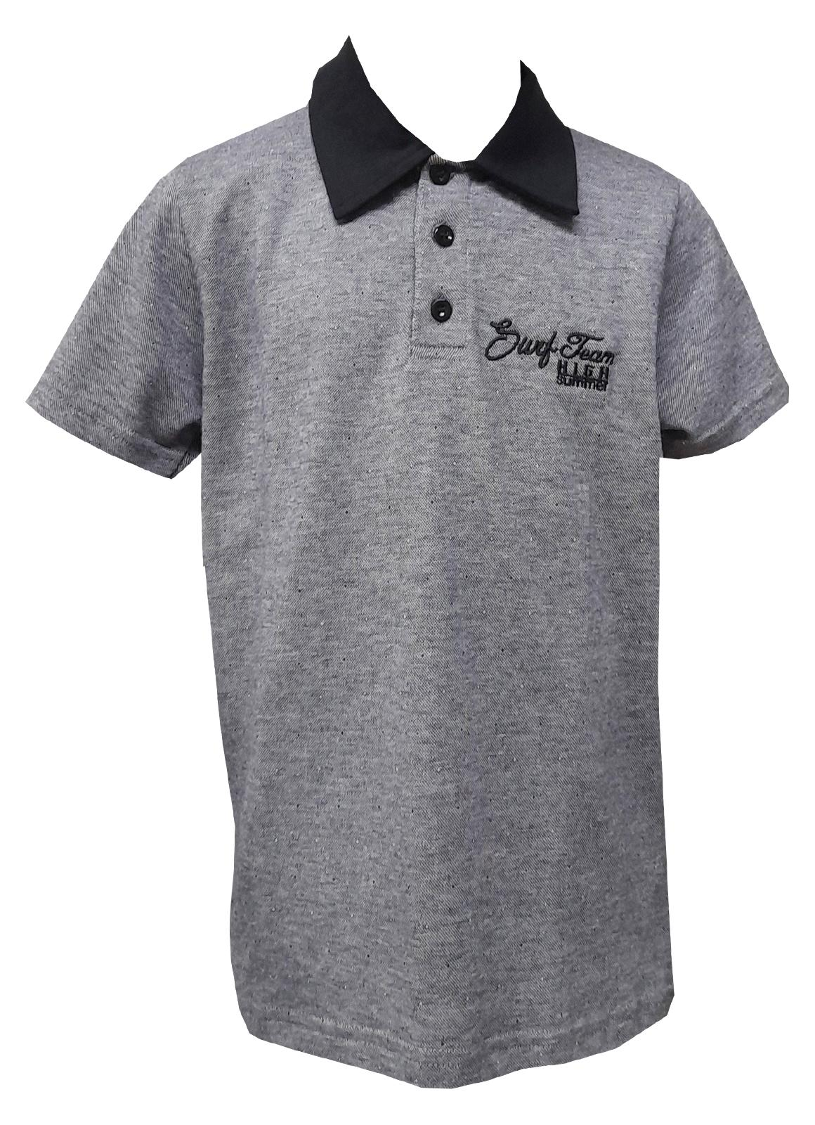 Camisa Polo Carlan infantil masculina