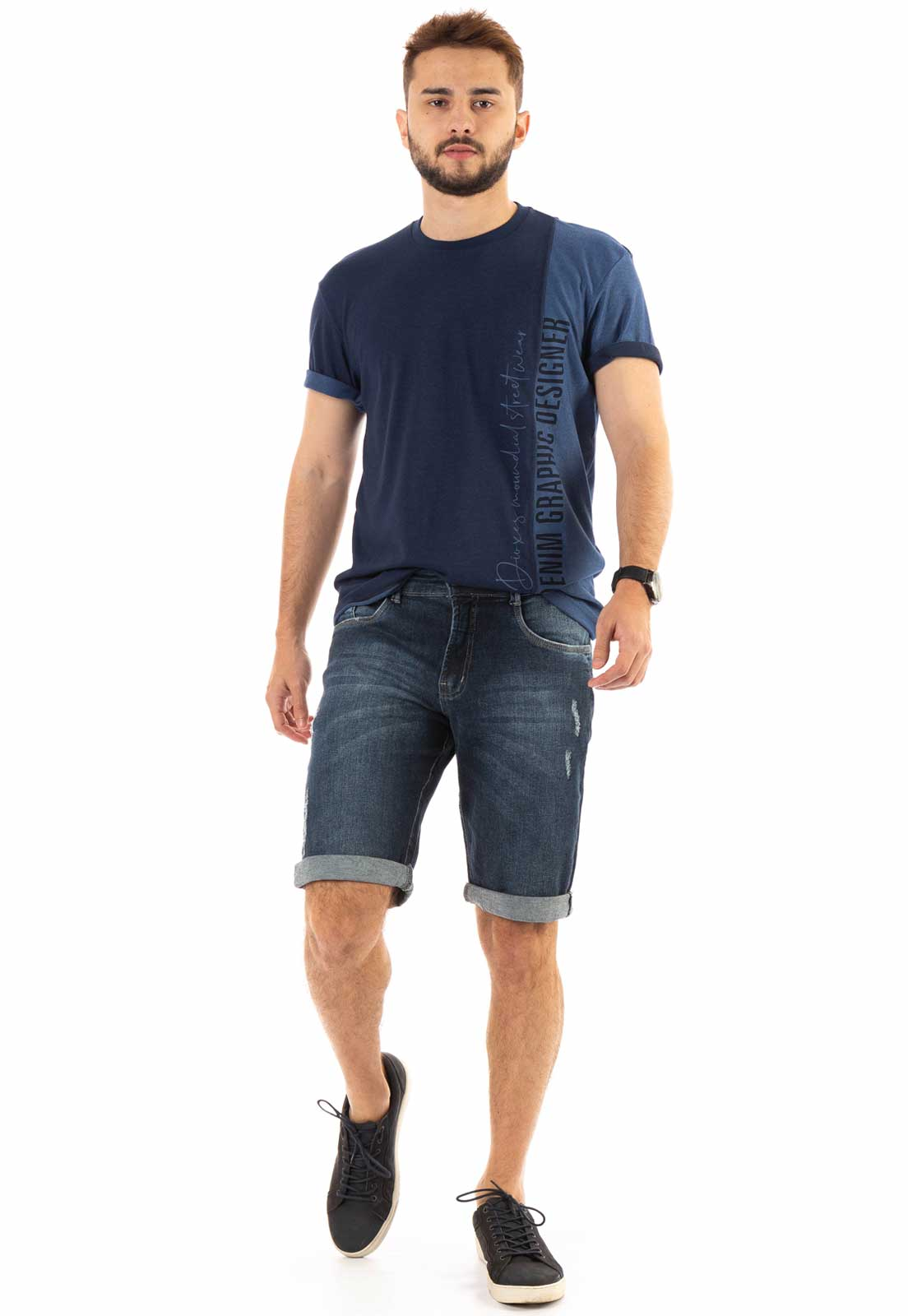 Camiseta Dioxes com Estampa