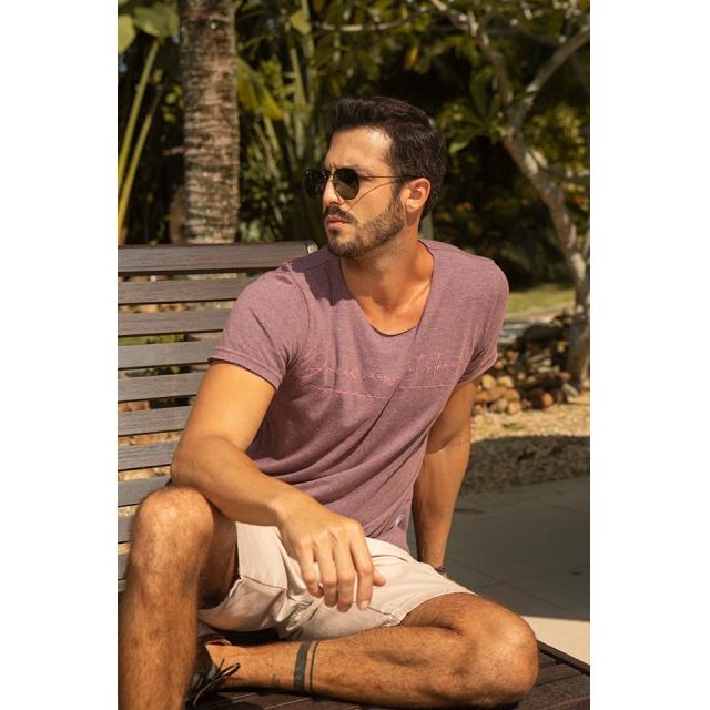 Camiseta Dioxes masculina verão
