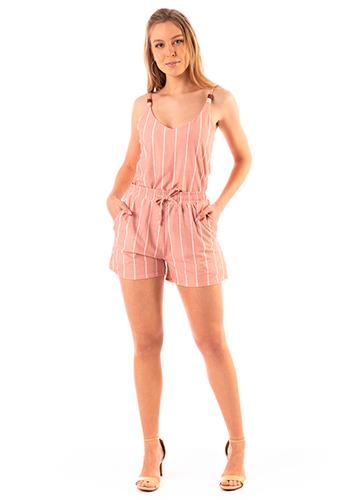 Shorts Dioxes feminino verão listras