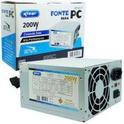 FONTE PC KP-517 KNUP 200W