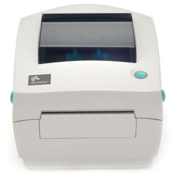 Impressora de Etiquetas Zebra GC420T