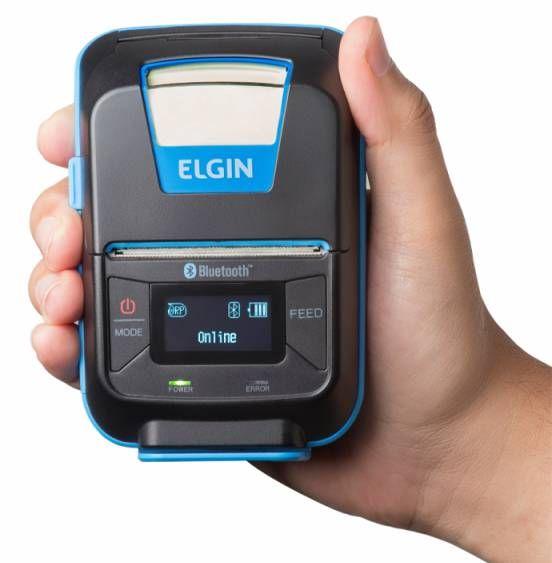 Impressora Portátil Bluetooth Elgin RM22