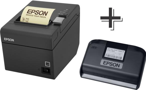 Kit: Sat Epson A10 + Impressora Epson TM-T20