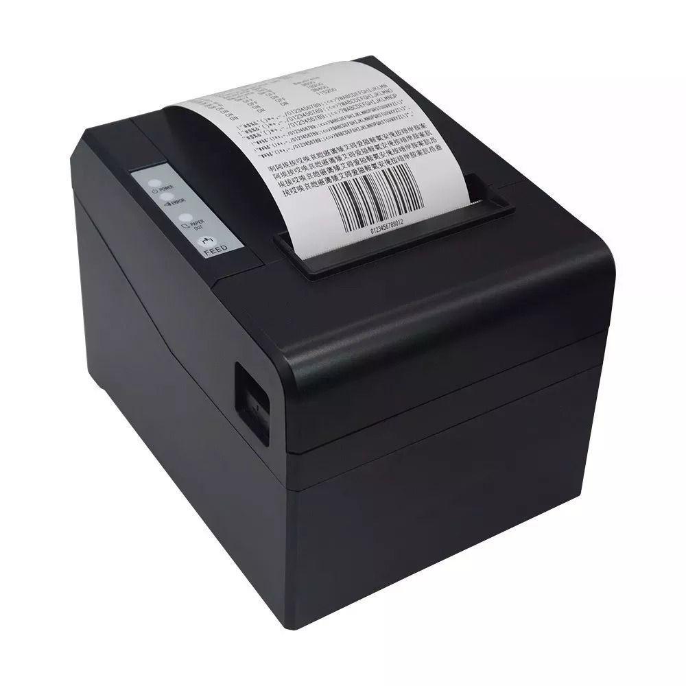 Kit: Sat Tanca + Impressora para cupom com guilhotina