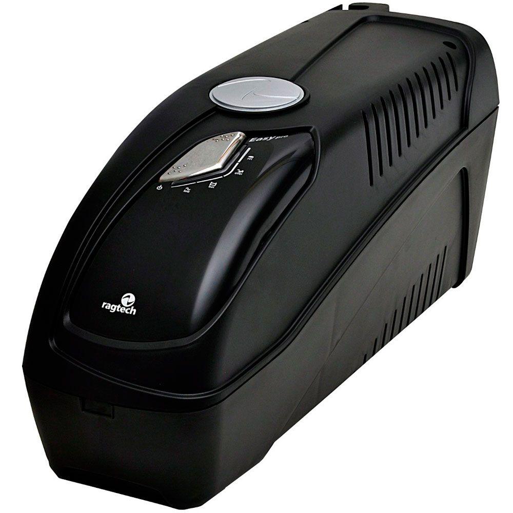 NOBREAK RGT (4162) EASY PRO SENOIDAL NEP 1200VA TRI/115V USB BLACK