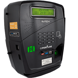 Relógio de Ponto Biométrico RWTECH - Bioprox C