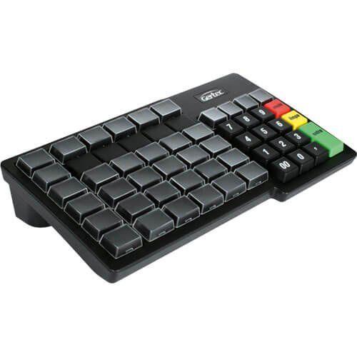 Teclado Programável Gertec TEC 55